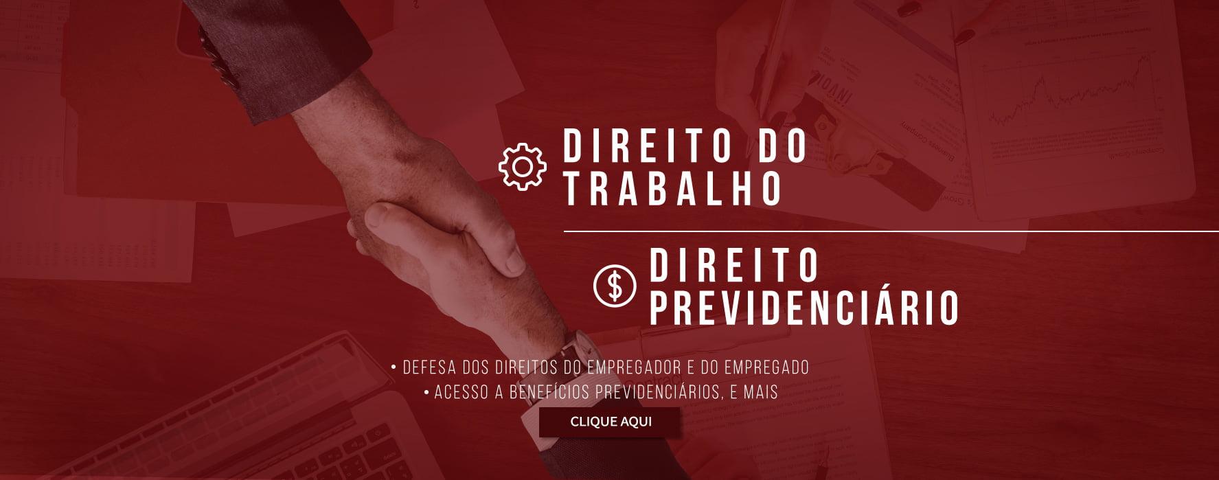 advogados Guarapuava - direito do trabalho e direito previdenciário